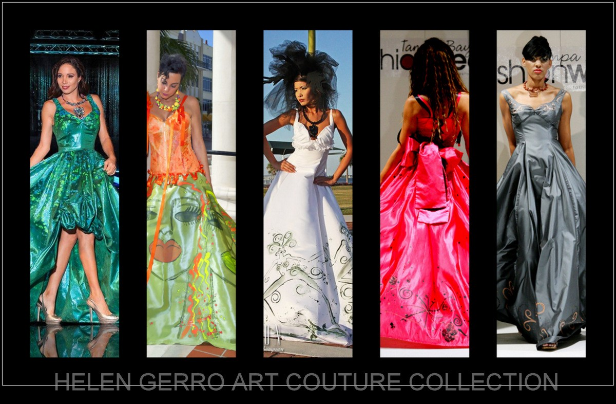 Art Couture Fashion
